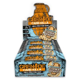 Grenade Chocolate Chip Cookie Dough