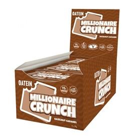 Millionaire Crunch Hazelnut Caramel