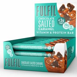 Fulfil Chocolate Salted Caramel