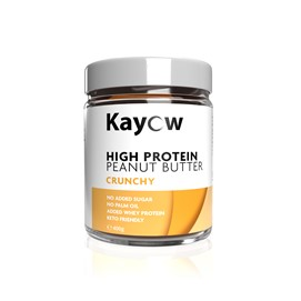 Crunchy High Protein Peanut Butter