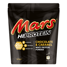 Mars Chocolate & Caramel Whey Protein