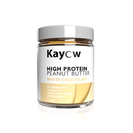 White Chocolate High Protein Peanut Butter