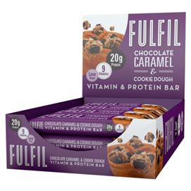 Fulfil Choc Caramel & Cookie Dough
