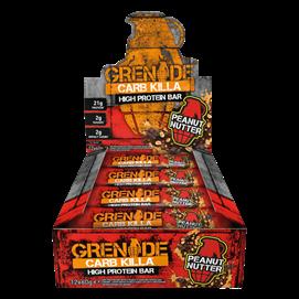 Grenade Peanut Nutter