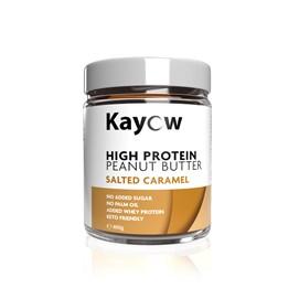 Salted Caramel High Protein Peanut Butter